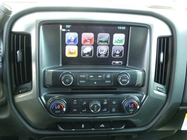 2018 Silverado 1500 Crew Cab 4x4, Pickup #18270 - photo 23