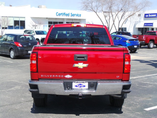 2018 Silverado 1500 Crew Cab 4x4, Pickup #18270 - photo 8