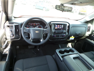2018 Silverado 1500 Crew Cab 4x4, Pickup #18270 - photo 16