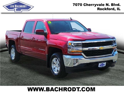 2018 Silverado 1500 Crew Cab 4x4, Pickup #18270 - photo 3