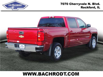 2018 Silverado 1500 Crew Cab 4x4, Pickup #18270 - photo 4