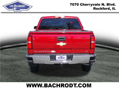 2018 Silverado 1500 Crew Cab 4x4, Pickup #18270 - photo 5