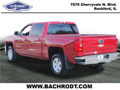 2018 Silverado 1500 Crew Cab 4x4, Pickup #18270 - photo 2
