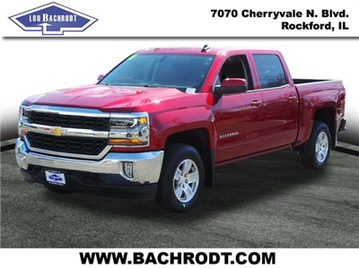 2018 Silverado 1500 Crew Cab 4x4, Pickup #18270 - photo 1