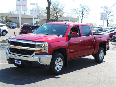 2018 Silverado 1500 Crew Cab 4x4, Pickup #18270 - photo 10