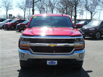 2018 Silverado 1500 Crew Cab 4x4, Pickup #18270 - photo 12