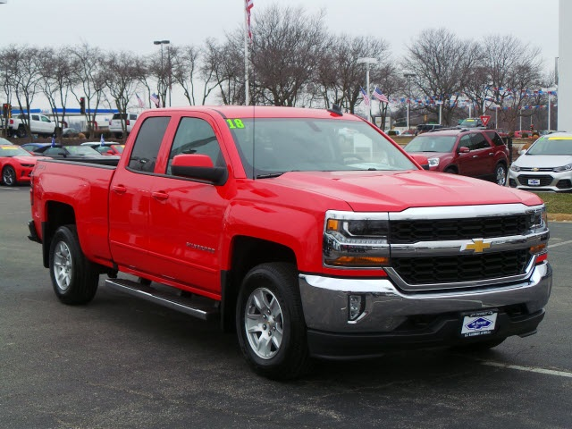 2018 Silverado 1500 Double Cab 4x4,  Pickup #18271 - photo 9