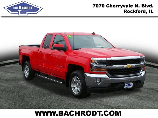 2018 Silverado 1500 Double Cab 4x4,  Pickup #18271 - photo 3