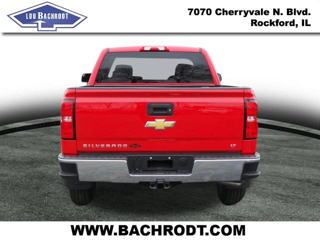 2018 Silverado 1500 Double Cab 4x4,  Pickup #18271 - photo 5