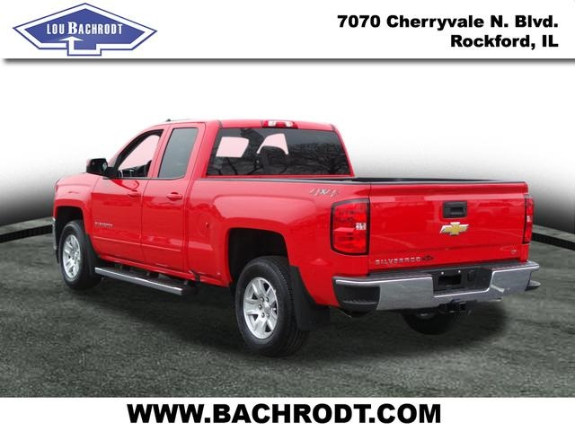 2018 Silverado 1500 Double Cab 4x4,  Pickup #18271 - photo 2