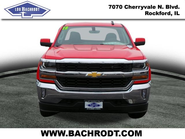 2018 Silverado 1500 Double Cab 4x4,  Pickup #18271 - photo 6