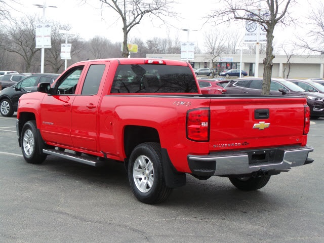 2018 Silverado 1500 Double Cab 4x4,  Pickup #18271 - photo 8