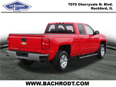 2018 Silverado 1500 Double Cab 4x4,  Pickup #18271 - photo 4