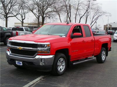 2018 Silverado 1500 Double Cab 4x4,  Pickup #18271 - photo 7