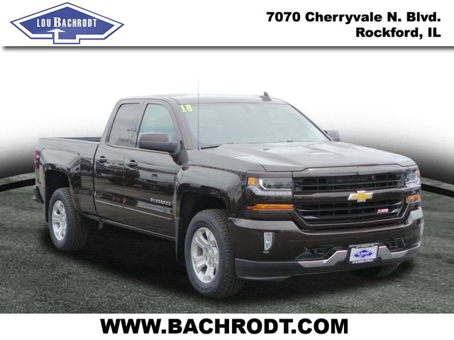 2018 Silverado 1500 Double Cab 4x4,  Pickup #18298 - photo 3