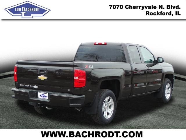 2018 Silverado 1500 Double Cab 4x4,  Pickup #18298 - photo 4