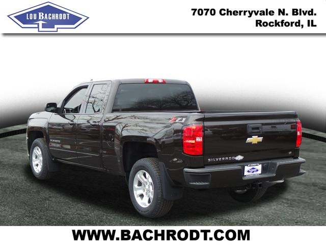 2018 Silverado 1500 Double Cab 4x4,  Pickup #18298 - photo 2
