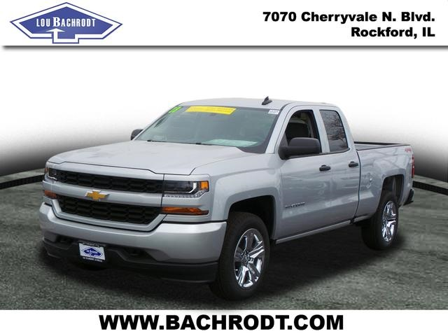 2018 Silverado 1500 Double Cab 4x4, Pickup #18305 - photo 1