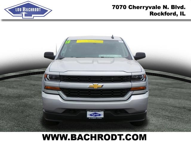 2018 Silverado 1500 Double Cab 4x4, Pickup #18305 - photo 6