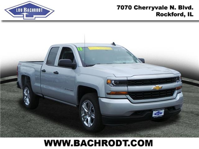 2018 Silverado 1500 Double Cab 4x4, Pickup #18305 - photo 3