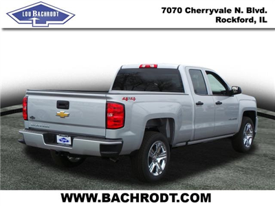 2018 Silverado 1500 Double Cab 4x4, Pickup #18305 - photo 4