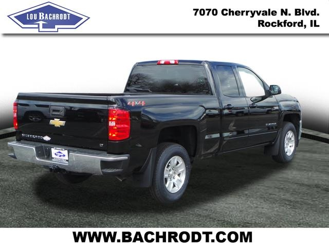 2018 Silverado 1500 Double Cab 4x4, Pickup #18312 - photo 4