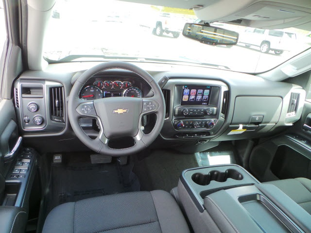 2018 Silverado 1500 Double Cab 4x4, Pickup #18312 - photo 9