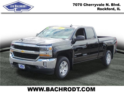 2018 Silverado 1500 Double Cab 4x4, Pickup #18312 - photo 1