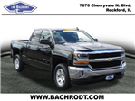 2018 Silverado 1500 Double Cab 4x4, Pickup #18312 - photo 3