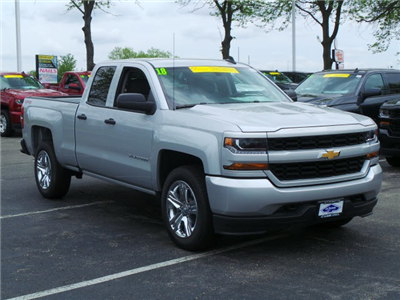 2018 Silverado 1500 Double Cab 4x4, Pickup #18326 - photo 3
