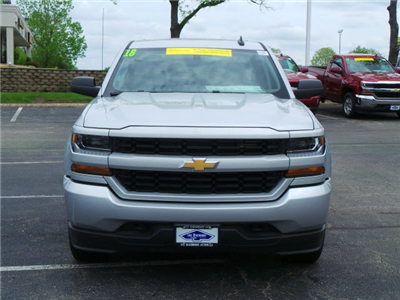 2018 Silverado 1500 Double Cab 4x4, Pickup #18326 - photo 7
