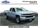 2018 Silverado 1500 Double Cab 4x4, Pickup #18326 - photo 1