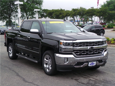 2018 Silverado 1500 Crew Cab 4x4,  Pickup #18390 - photo 4