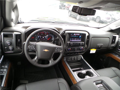 2018 Silverado 1500 Crew Cab 4x4,  Pickup #18390 - photo 11