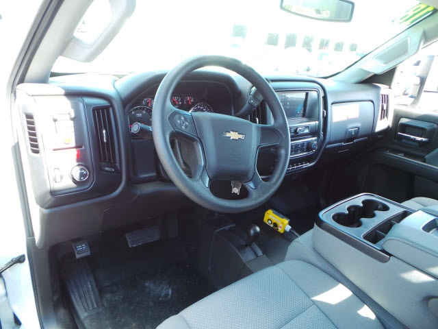 2018 Silverado 3500 Regular Cab DRW 4x4,  Monroe Dump Body #18412 - photo 12