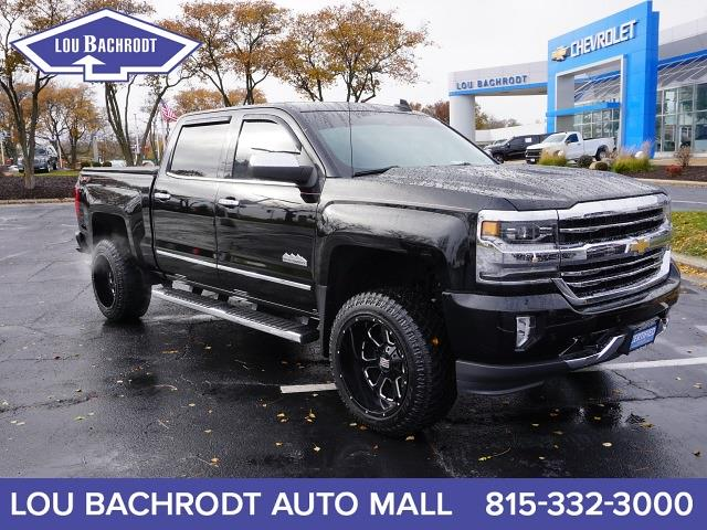 2018 Silverado 1500 Crew Cab 4x4,  Pickup #18420 - photo 1