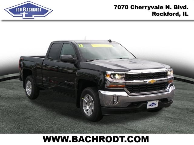 2018 Silverado 1500 Double Cab 4x4,  Pickup #18435 - photo 1
