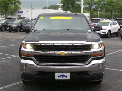 2018 Silverado 1500 Double Cab 4x4,  Pickup #18435 - photo 7