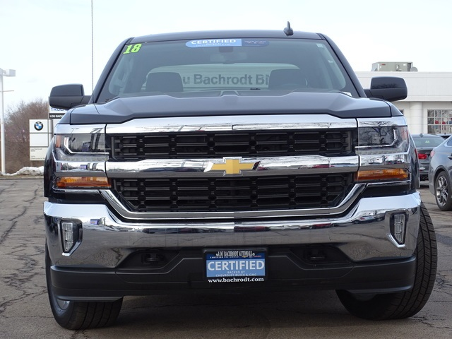 2018 Silverado 1500 Crew Cab 4x4,  Pickup #18483 - photo 5