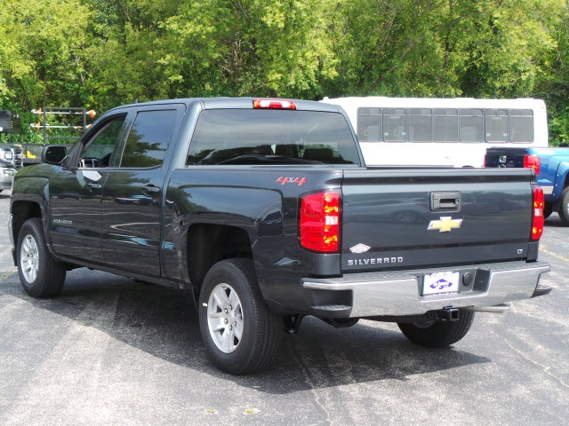 2018 Silverado 1500 Crew Cab 4x4,  Pickup #18487 - photo 2