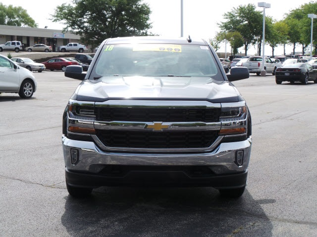 2018 Silverado 1500 Crew Cab 4x4,  Pickup #18487 - photo 6