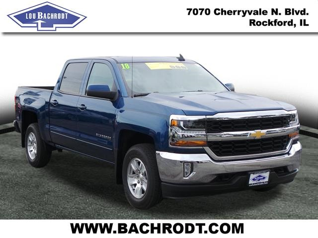 2018 Silverado 1500 Crew Cab 4x4,  Pickup #18489 - photo 3