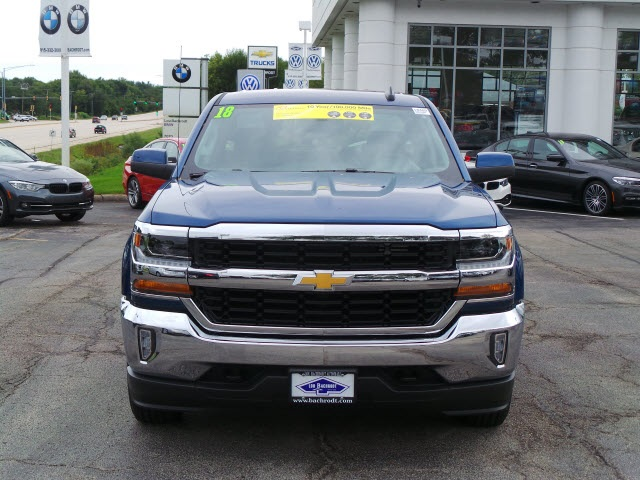 2018 Silverado 1500 Crew Cab 4x4,  Pickup #18489 - photo 6