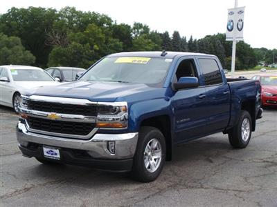 2018 Silverado 1500 Crew Cab 4x4,  Pickup #18489 - photo 1