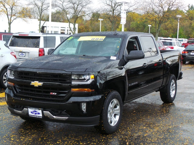 2018 Silverado 1500 Crew Cab 4x4,  Pickup #18503 - photo 5