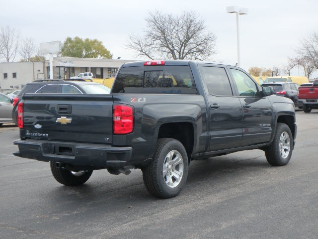 2018 Silverado 1500 Crew Cab 4x4,  Pickup #18514 - photo 2