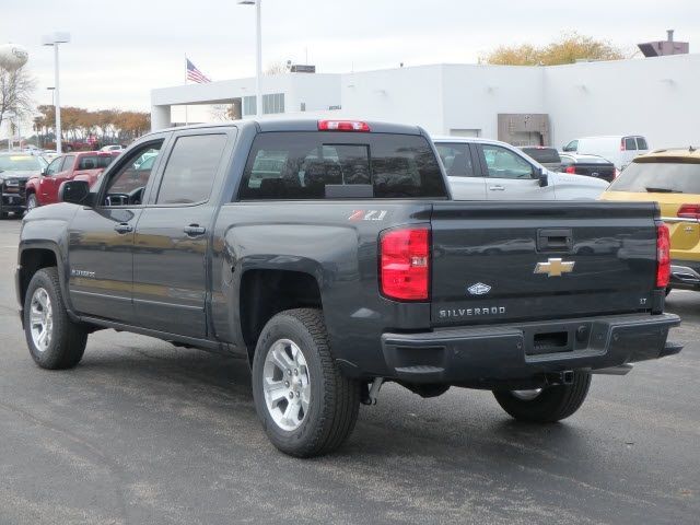 2018 Silverado 1500 Crew Cab 4x4,  Pickup #18514 - photo 4