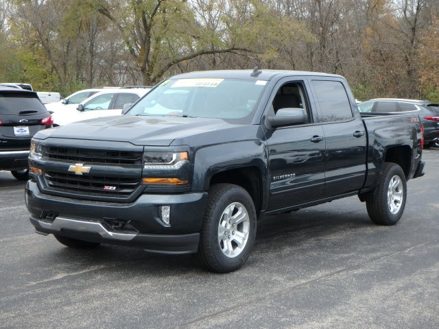 2018 Silverado 1500 Crew Cab 4x4,  Pickup #18514 - photo 5