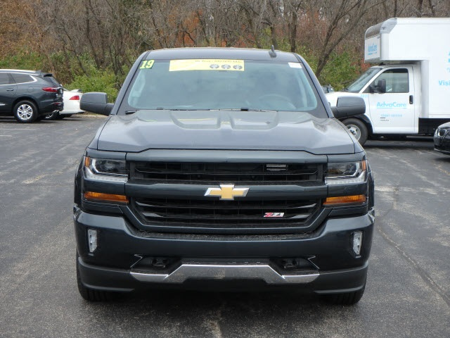2018 Silverado 1500 Crew Cab 4x4,  Pickup #18514 - photo 6