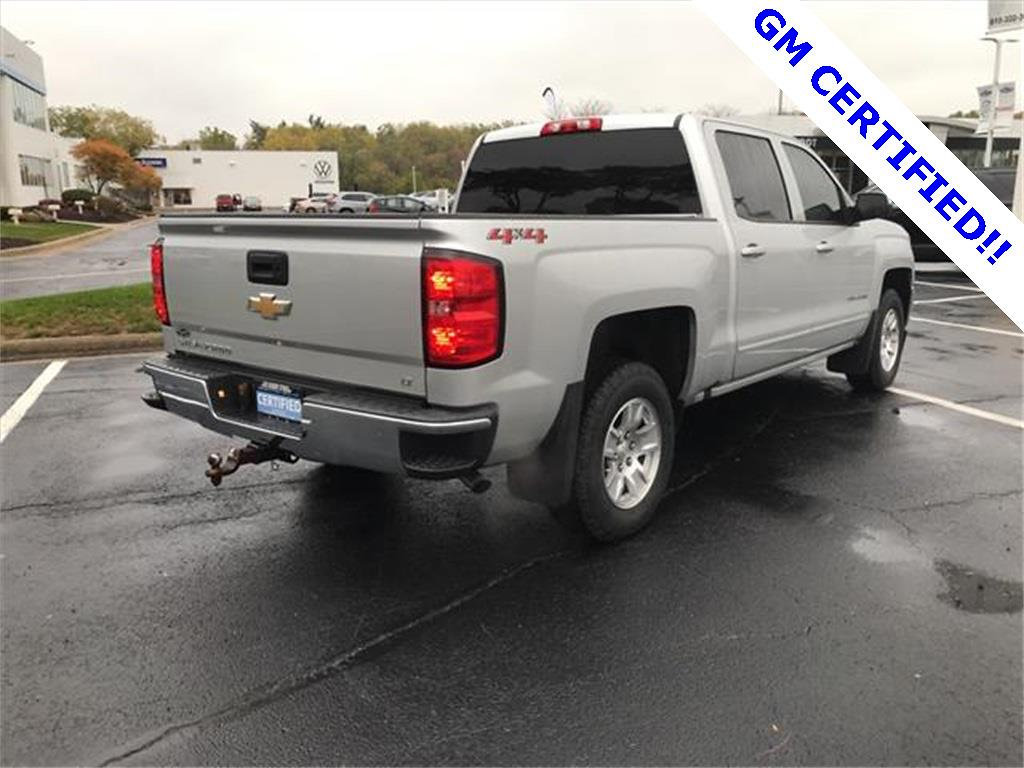 2018 Silverado 1500 Crew Cab 4x4,  Pickup #18518 - photo 4